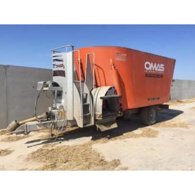 Omas California 22/2 mixer Feeder