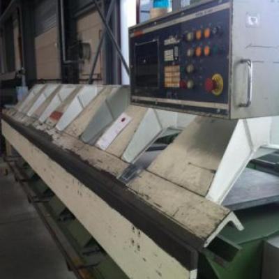 Zaginarka Jorns Super LINE 300 SO CNC 6