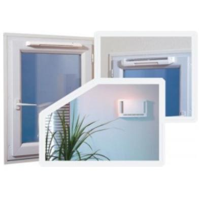 Nawiewniki okienne receptą na świeże powietrze
