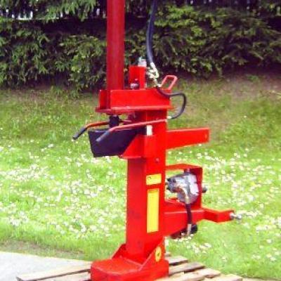 Łuparka hydrauliczna ŁH-18 T