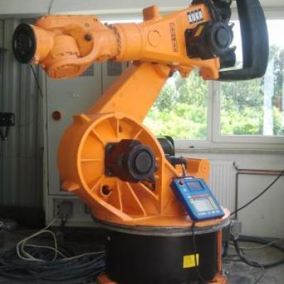Używany Robot Kuka VK 360/125N do paletyzacji
