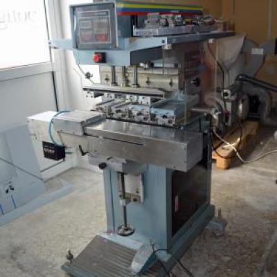 Maszyna do tampondruku Model TP187