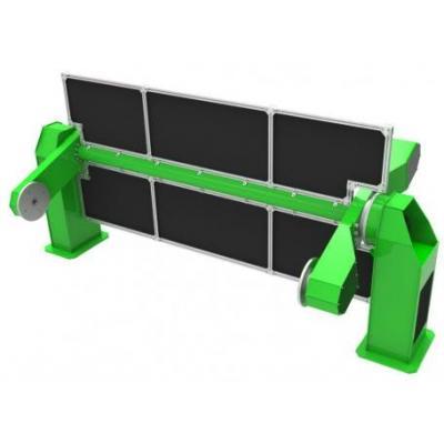 Podwójny stół obrotowy - pozycjoner spawalniczy ob