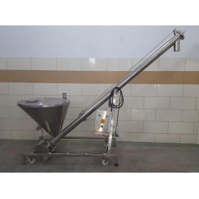Podajnik ślimakowy PSM3 h=2450 mm
