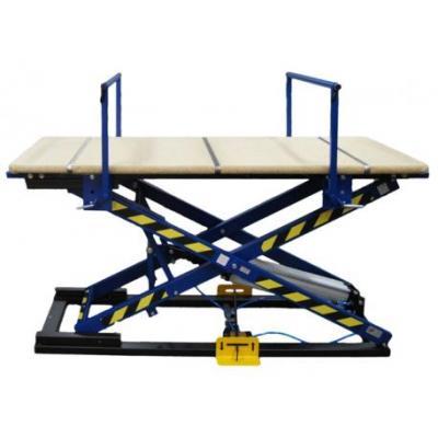 Stół tapicerski nożycowy ST-3/R