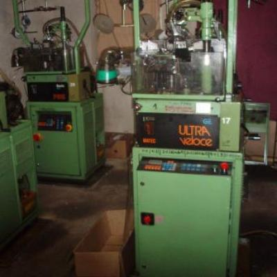 Maszyny rajstopowe, sprężarka, maszyna OVERLOCK