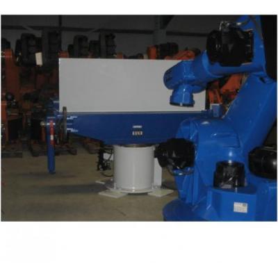 Robot przemysłowy KUKA VK 360+ spawarka+obrotnik