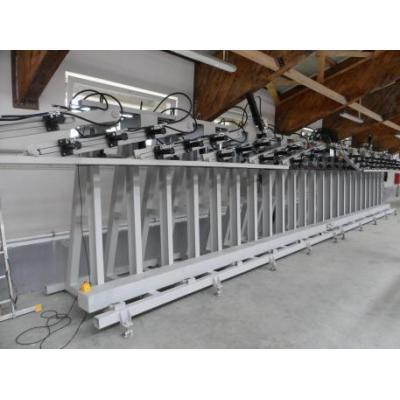 Prasa hydrauliczna do klejenia drewna 6m promocja!