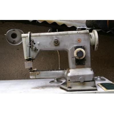 Maszyna do szycia - skóry/rymarska - Lamowach