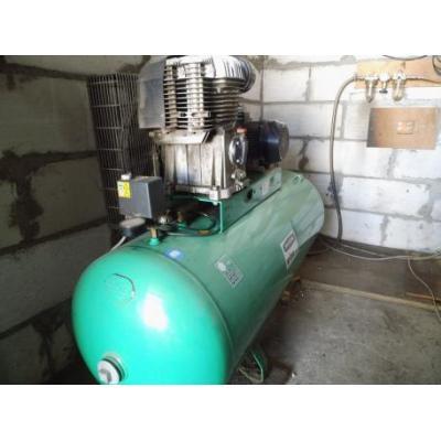 Kompresor ORKAN 500 S-10 Prebena