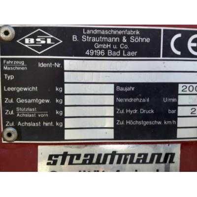 Strautmann Multi-Mix 900