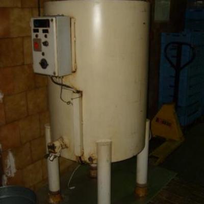 Zbiornik-mieszalnik Nielsen 200 litrów