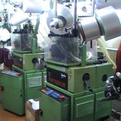 Maszyny pończosznicze Matec,Lonati,Takatori
