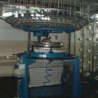 Szydełkarka cylindryczna TEXTIMA