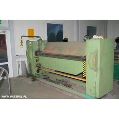Zaginarka mechaniczna KM-4 x 2000
