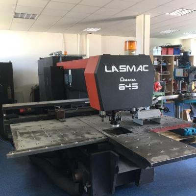 Laser Amada 645