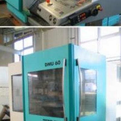 Deckel DMU 60