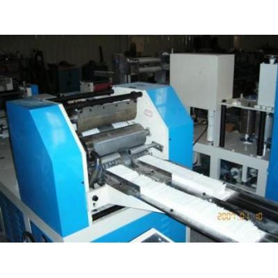 Maszyna do produkcji chusteczek higienicznych