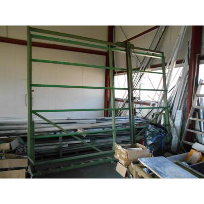Linia do produkcji okien PCV i ALU