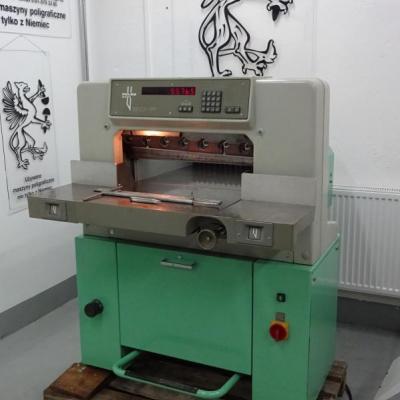 POLAR 55 SD-P gilotyna do drukarni cyfrowej