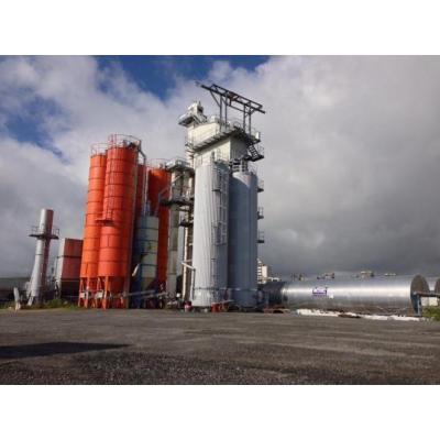 Asphalt mixing plant Benninghoven BA5000U 400 TPH