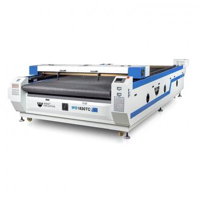 Laser Co2 TC1610 150W do tkanin i niemetali