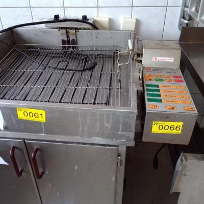 Smażalnik do pączków automat