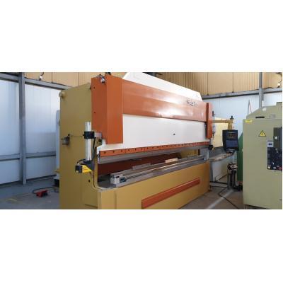 Prasa krawędziowa 125 ton-4100 mm CNC