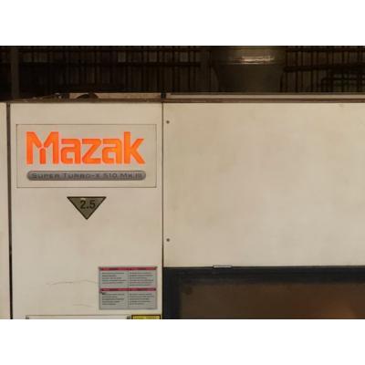 Laser CO2 MAZAK