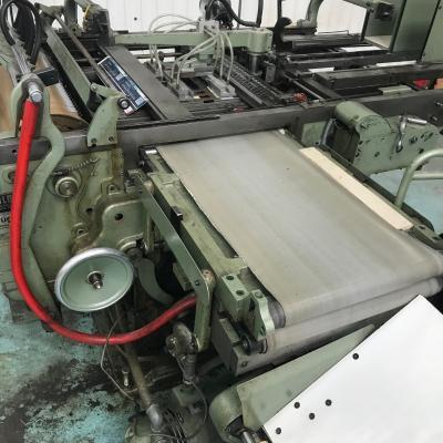 Maszyna do produkcji okładek KOLBUS GD
