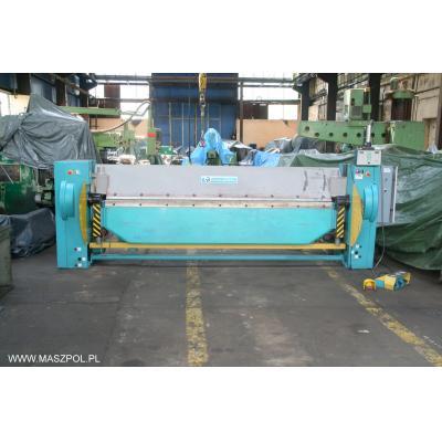 Zaginarka mechaniczna KM-3 x 3000 nówka