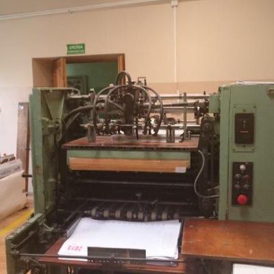 Maszyna typograficzna 2PSA3