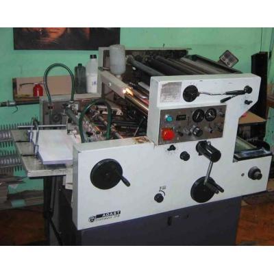 Maszyna offsetowa ROMAYOR 314
