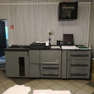 Maszyna cyfrowa Konica Minolta Bizhub Pro 1051