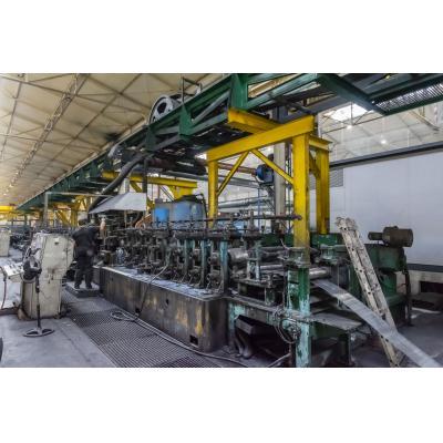 Linia do produkcji kształtowników zimnogiętych