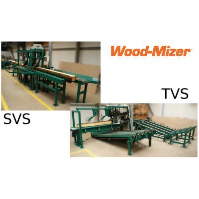 Pilarki pionowe Wood Mizer TVS / SVS