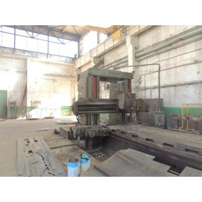 Strugarka HDE 125x3000mm