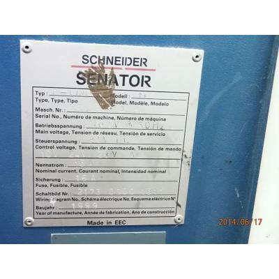 Gilotyna Schneider Senator E-‐Line