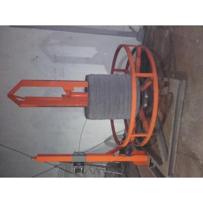 Automat do produkcji strzemion i prefabrykacji