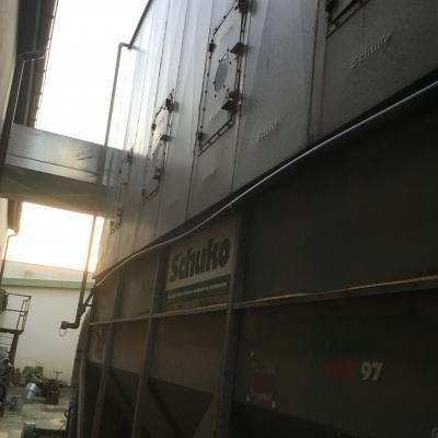 Instalacja odpylająca Schuko
