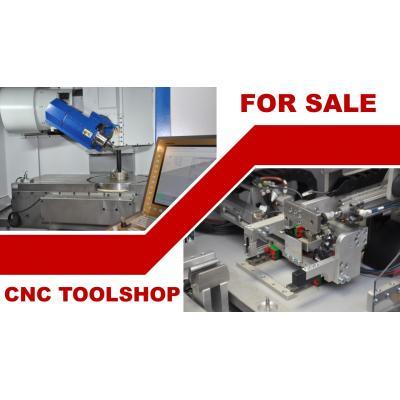 Centrum obróbki CNC