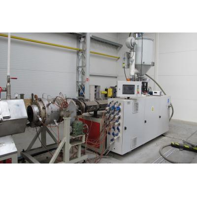 Linia  do produkcji rur PE  1500-3000mm