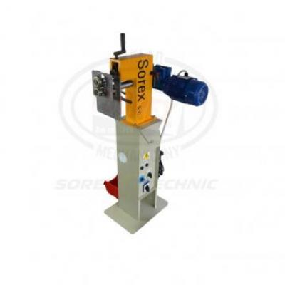 Żłobiarka Sorex Technic CWMK-50.200 uchylna 90°