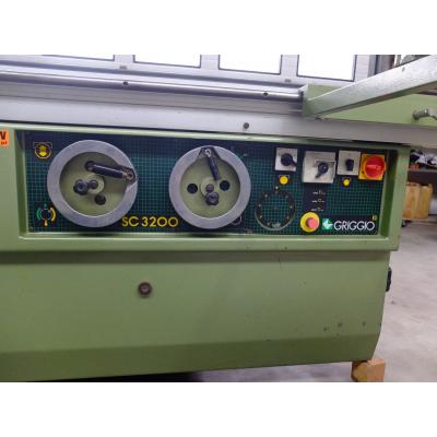 Piła formatowa Griggo SC3200