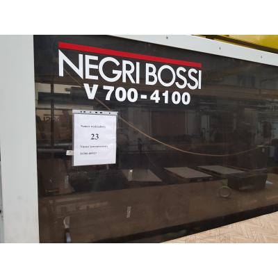 Wtryskarka Negri Bossi V-700
