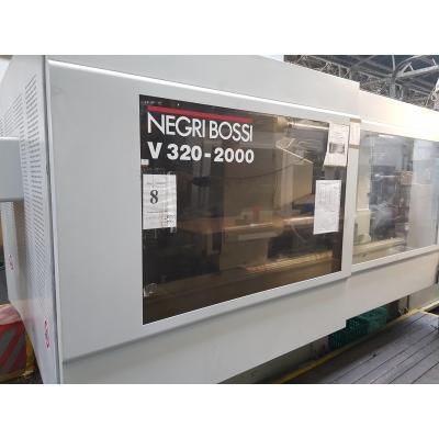 Wtryskarka Negri Bossi V320
