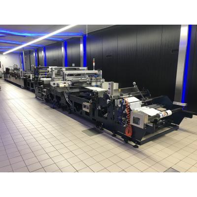 Pozioma maszyna do produkcji opakowań ze struną