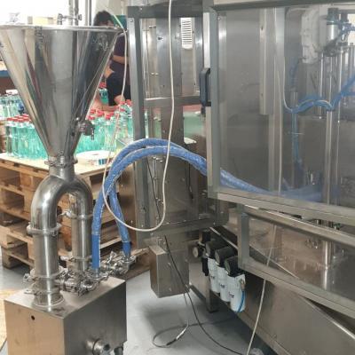 Maszyna do napełniania opakowań typu DOYPACK z kor