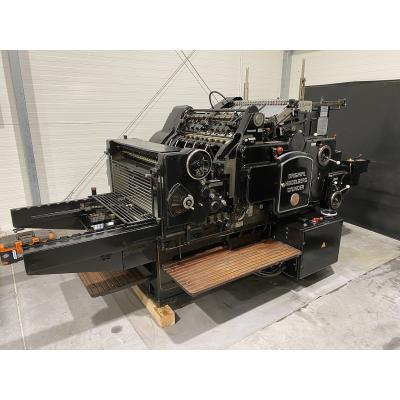 Automat do sztancowania Heidelberg Cylinder S 54x7