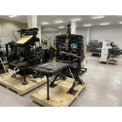 Maszyna typograficzna Hopkinson & Cope Albion